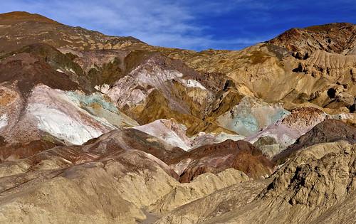 Artists Palette-Death Valley
