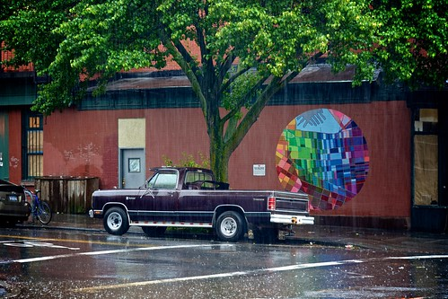 Rainy Day, Brooklyn by cisc1970