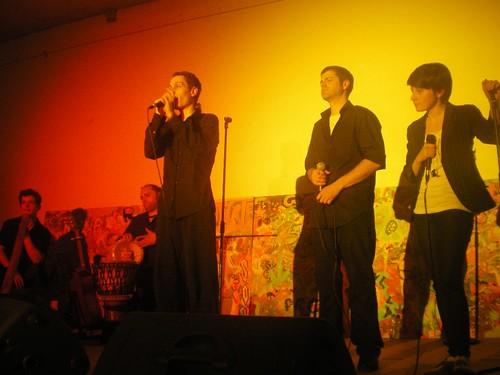 Concert de slam
