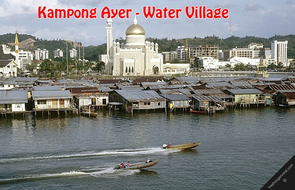 Kampong Ayer / Water Village