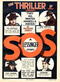 The Thriller 444 [August 7th, 1937]