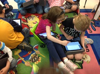 Giving Student Choice with Digital Portfolios
