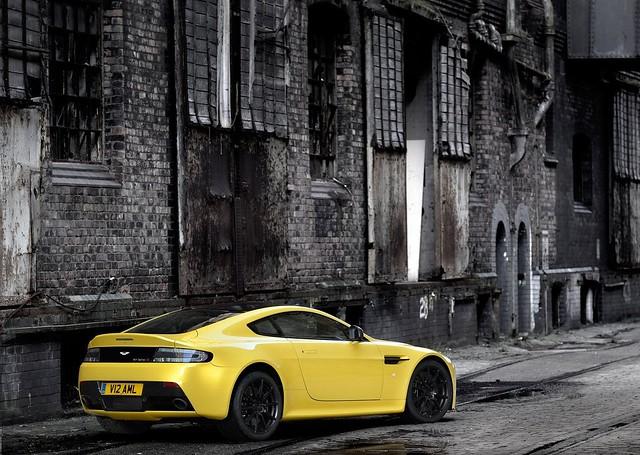 Aston Martin V12 Vantage S XVIII