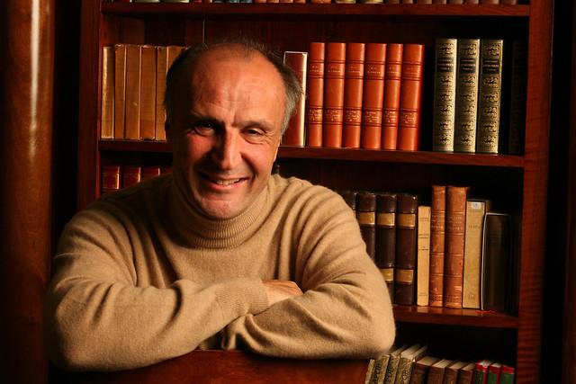 Conductor Oleg Caetani