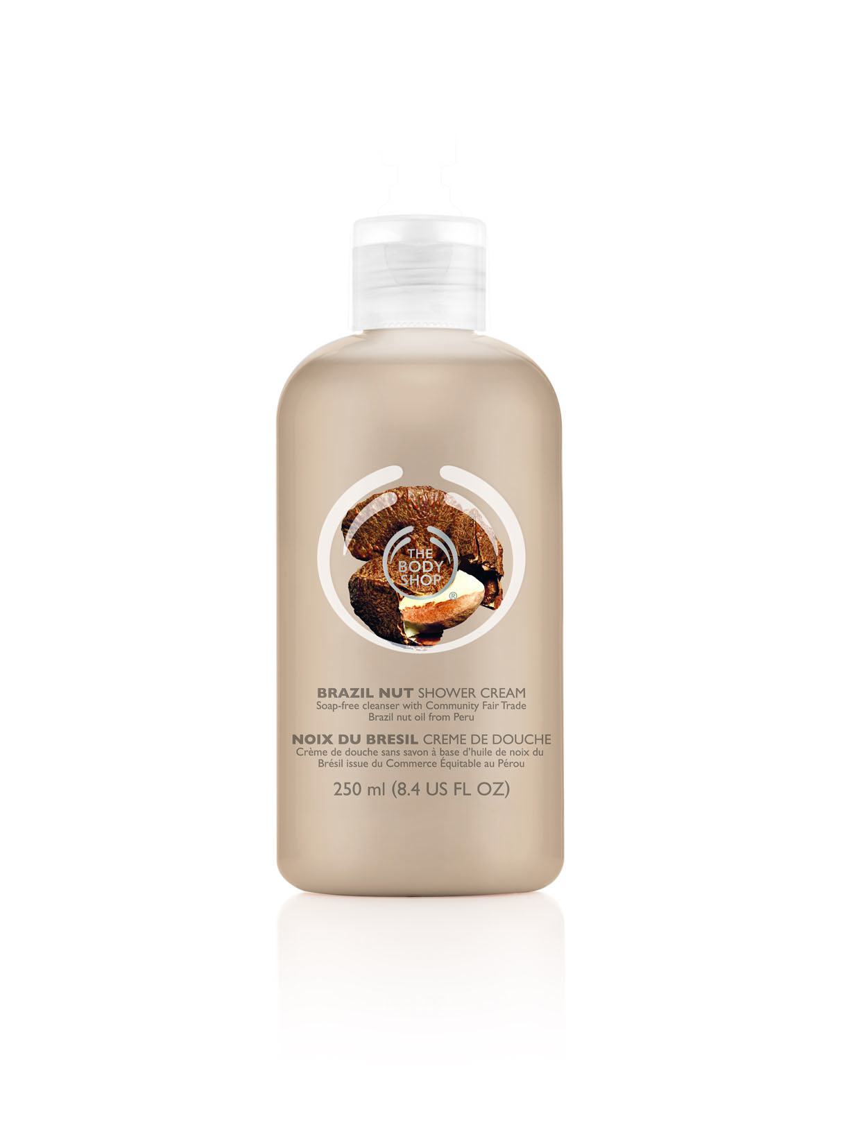 The Body Shop® - Brazil Nut Shower Cream