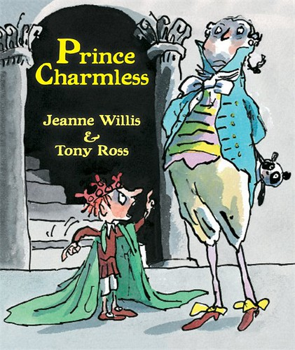 Jeanne Willis and Tony Ross, Prince Charmless