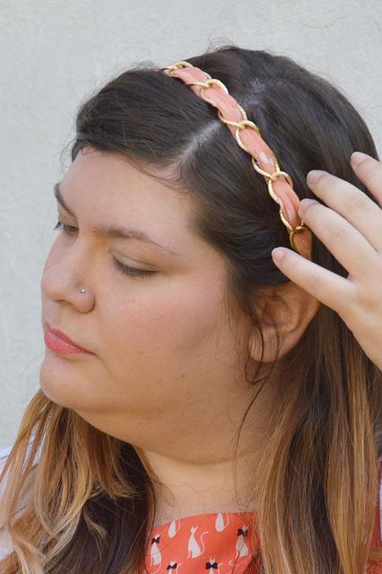DIY - fascia per capelli