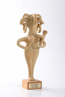 museum_fertility statue Nicosia