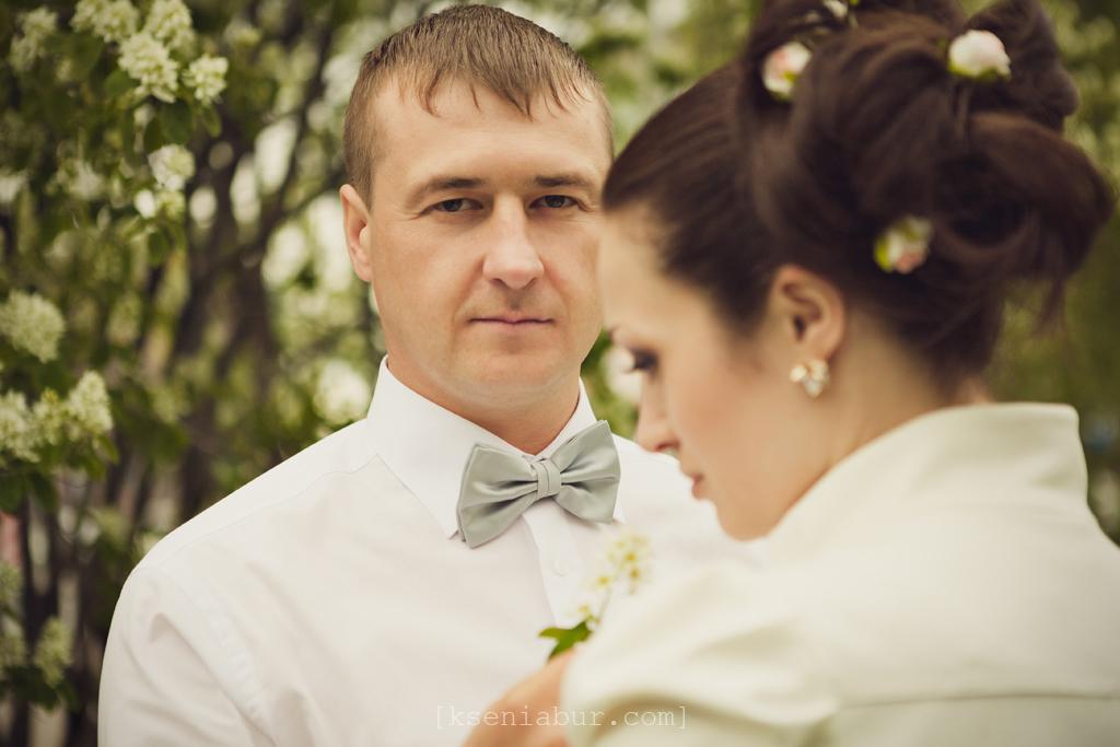 Свадебная фотосъемка, свадьба Новосибирск