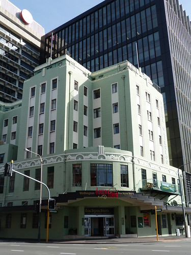Hotel Waterloo, Wellington