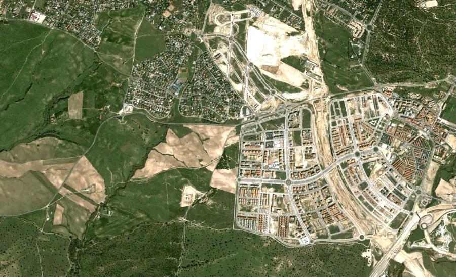 Boadilla del Monte, Madrid, Boabdil el Chico, antes, urbanismo, planeamiento, urbano, desastre, urbanístico, construcción