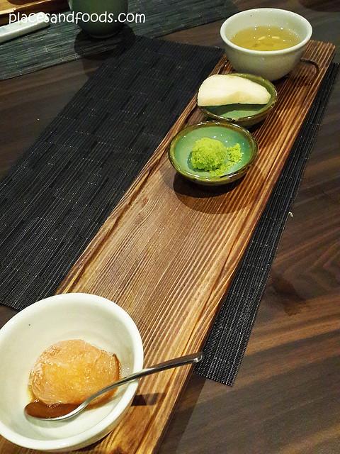 onsemiro dessert