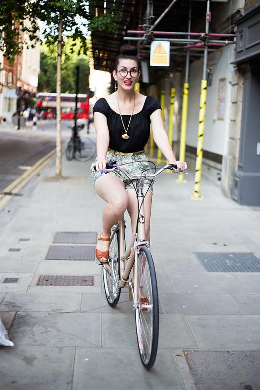 Pitango Bikes - Fleur McGerr