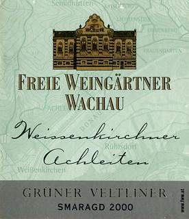 Austria - Weissenkirchner Achleiten 2000