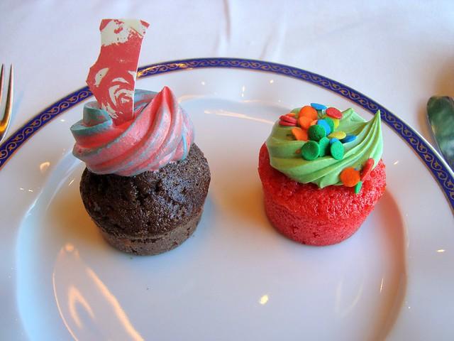 Cupcake High Tea