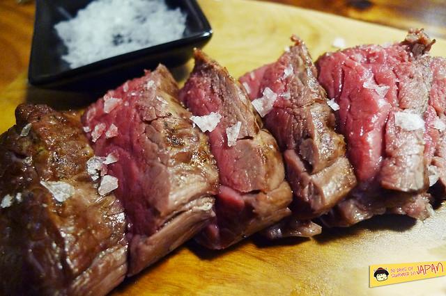 kitchen tachikichi - Akahgi beef from Yamagata - Rump - Aged more than 80 days -2