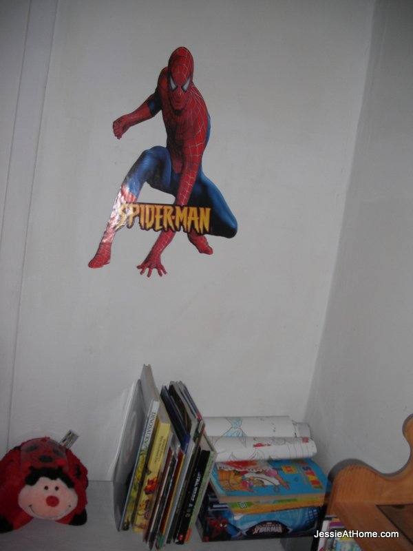 Spider-Man-wall