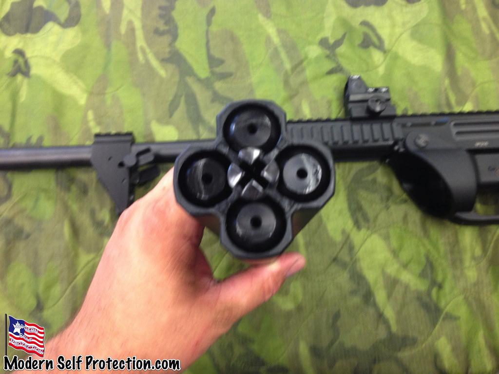 Srm M1216 Shotgun Review Modern Self Protection
