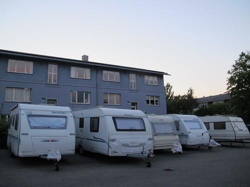 Campingsvogne, Søborg - Risager