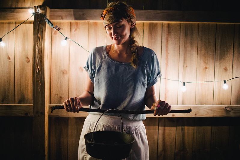 Kinfolk Camp Cooking Workshop Nashville