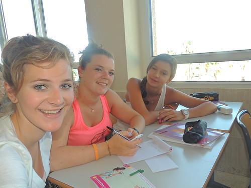 Clases de español para jóvenes con Clic