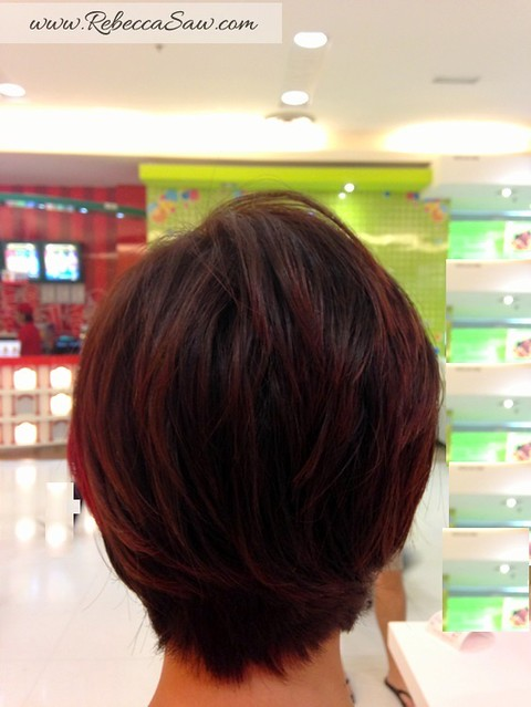 Hair makeover by Kevin Woo - Centro Hair Salon -017