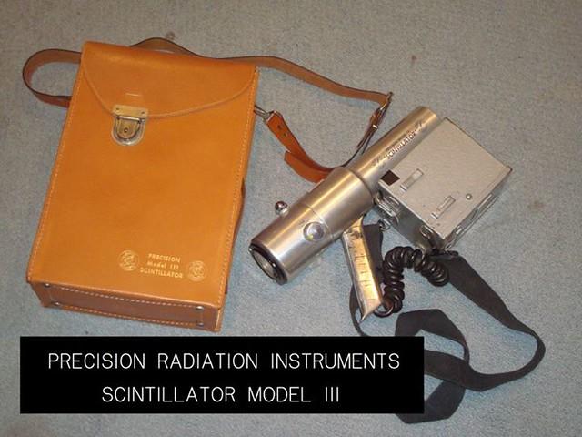 Geology Scinitillator
