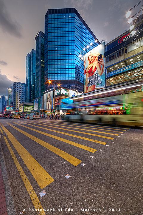 Corner of Mongkok Street