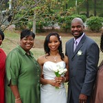 Wedding Ceremony of International Comedian Rodney and Jeanette Johnson