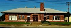 Ennis TX - Train depot (b)
