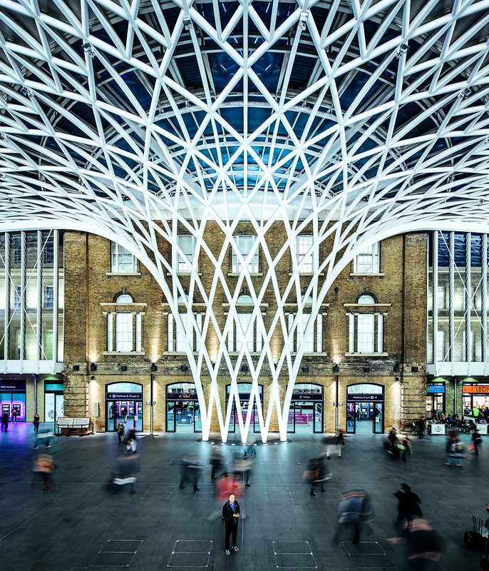 King's Cross Station Revisited.