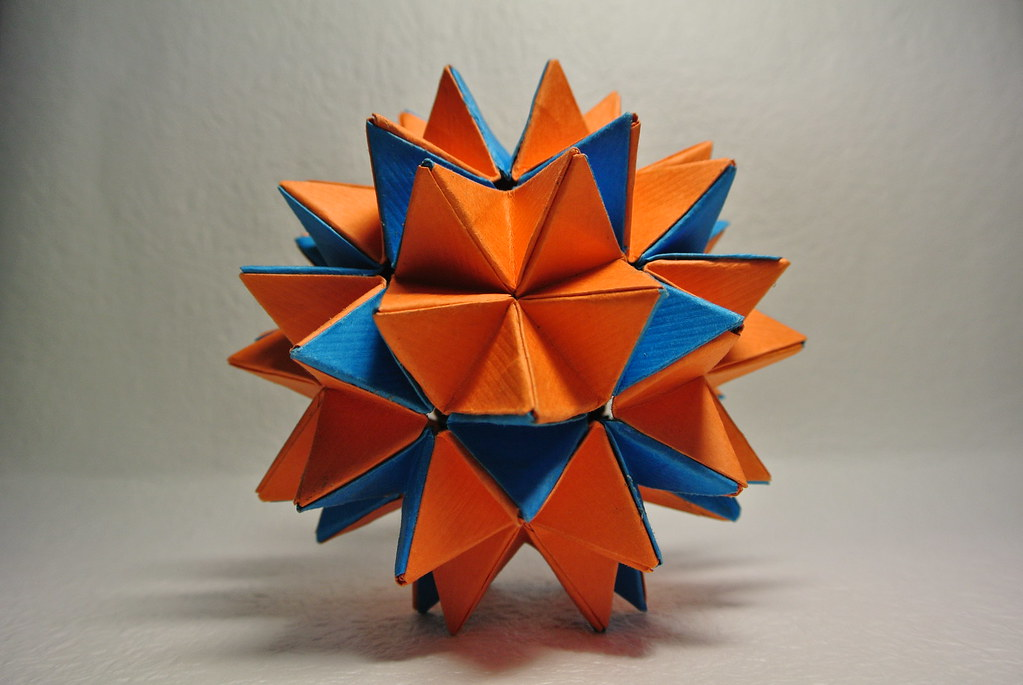 Js19920905s most interesting flickr photos picssr revealed flower open origami ball mightylinksfo