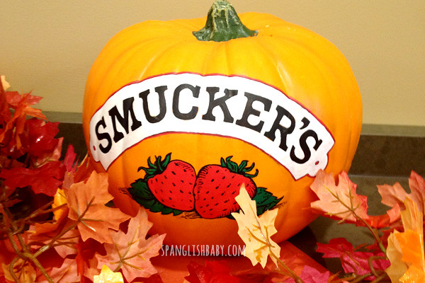 Smuckers brand holiday blogger event
