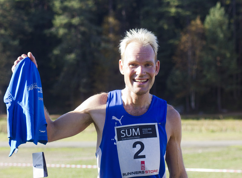 The Ultra Marathon Winner