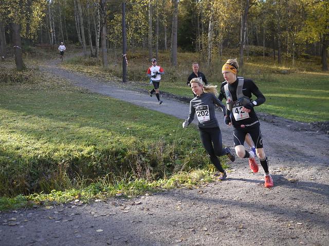 Kajsa Berg (202), Sörmland Ultra Marathon 2013