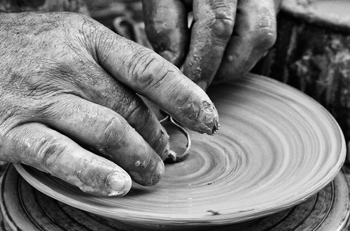 the potter - il vasaio [on Explore]