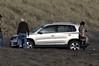 VW Tiguan stuck at Muriwai Beach [DSC_2519]