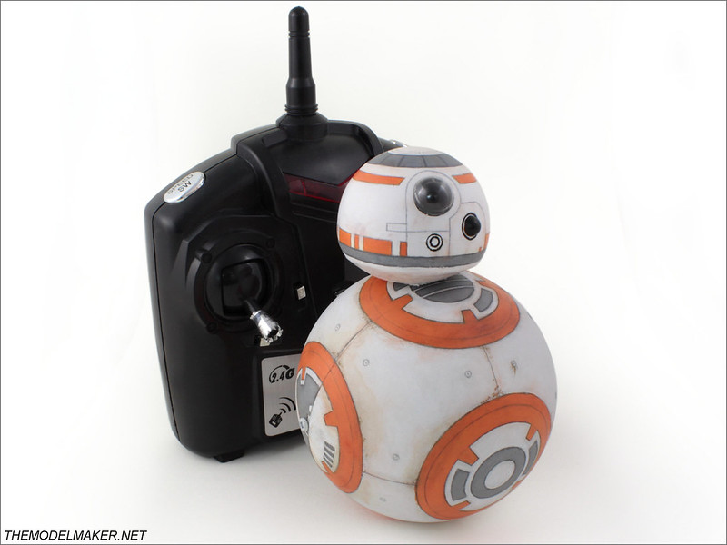 RC BB8 droid