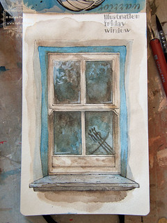 Illustration Friday - Window