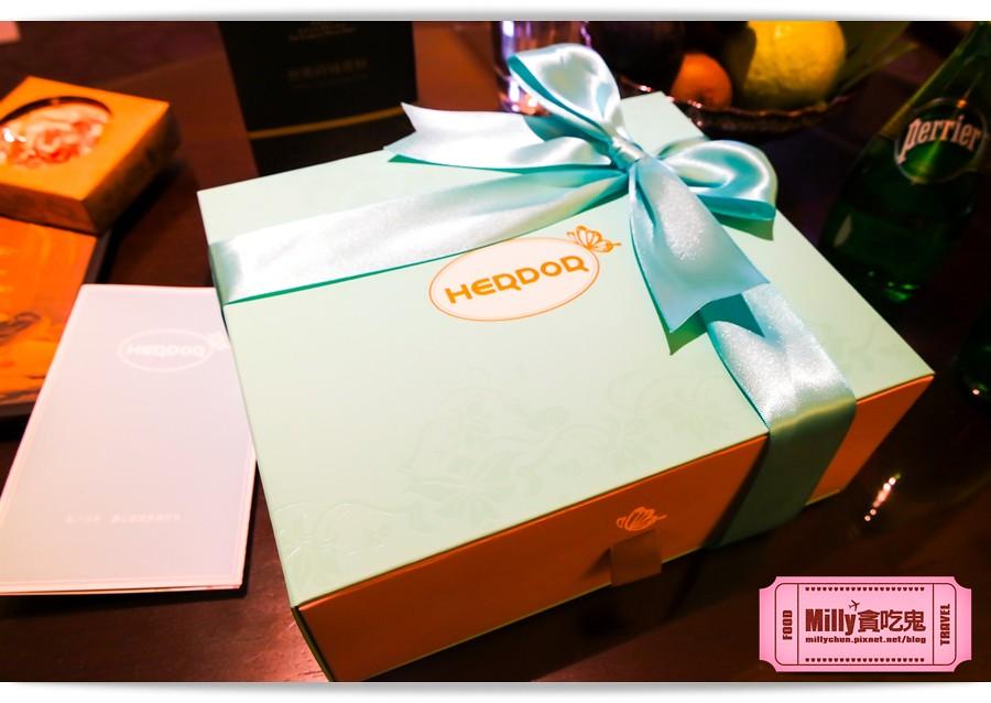 HERDOR 花漾藍絲禮盒0002