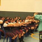 Colegio Comercial Guatemalteco » Taller de trabajo en equipo #Talleres