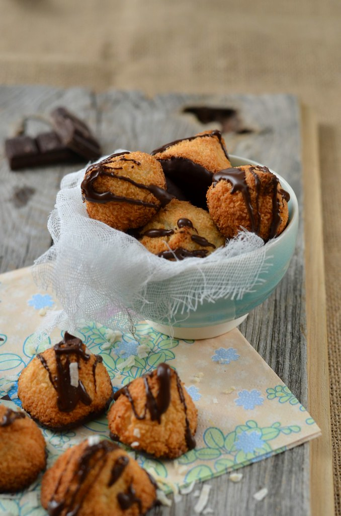 Rochers coco chocolat
