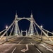 Albert Bridge, London by diliff