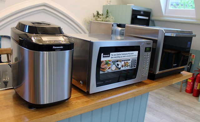 new panasonic microwave breadmaker theideaskitchen