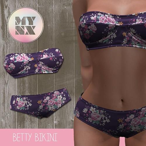 {MYNX} Betty Bikini - Floral