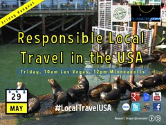 May 29 Responsible Local Travel in the USA #localtravelusa