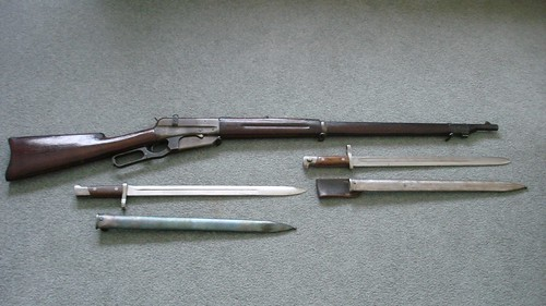 1895 Winchester Russian Musket
