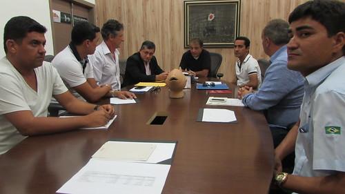 Reunião na Setur