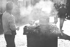 El invierno en Sevilla huele a castañas