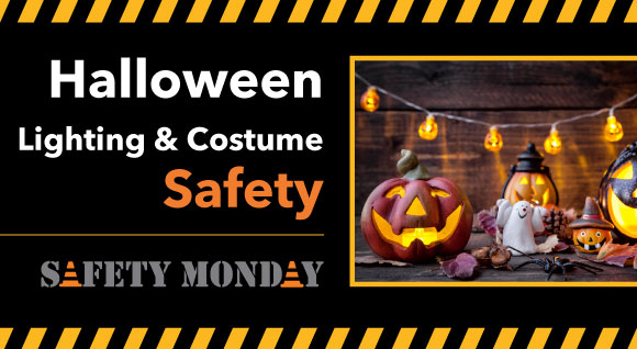 Make Halloween Spectacular, Spooky and Safe